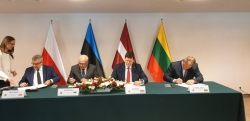 Ministers for Agriculture of the Baltic States and Poland have signed a joint cooperation declaration
