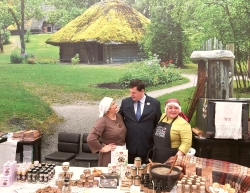 The Minister Kaspars Gerhards: I am proud of Latvian food producers