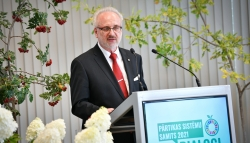 """Address by President of Latvia Egils Levits at national dialogue """"Resilience of the Latvian Countryside for Food and Future Generations"""""""