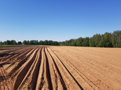 Invitation to participate in the soil research project's international videoconference 24th September 2021